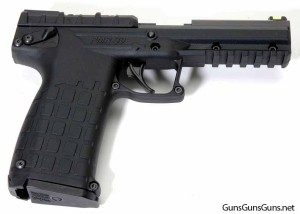 The author's PMR-30 from the right.