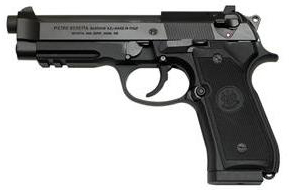 Beretta 96A1 left side photo
