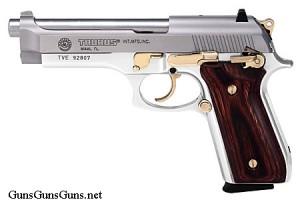 Taurus 100 ss rosewood gold