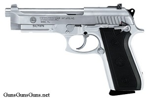 Taurus 101 stainless left side photo