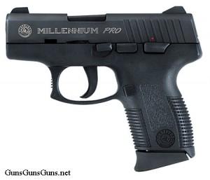 Taurus Millennium Pro 9mm blue