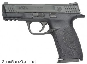 Smith & Wesson M&P45 Mid-Size right side photo