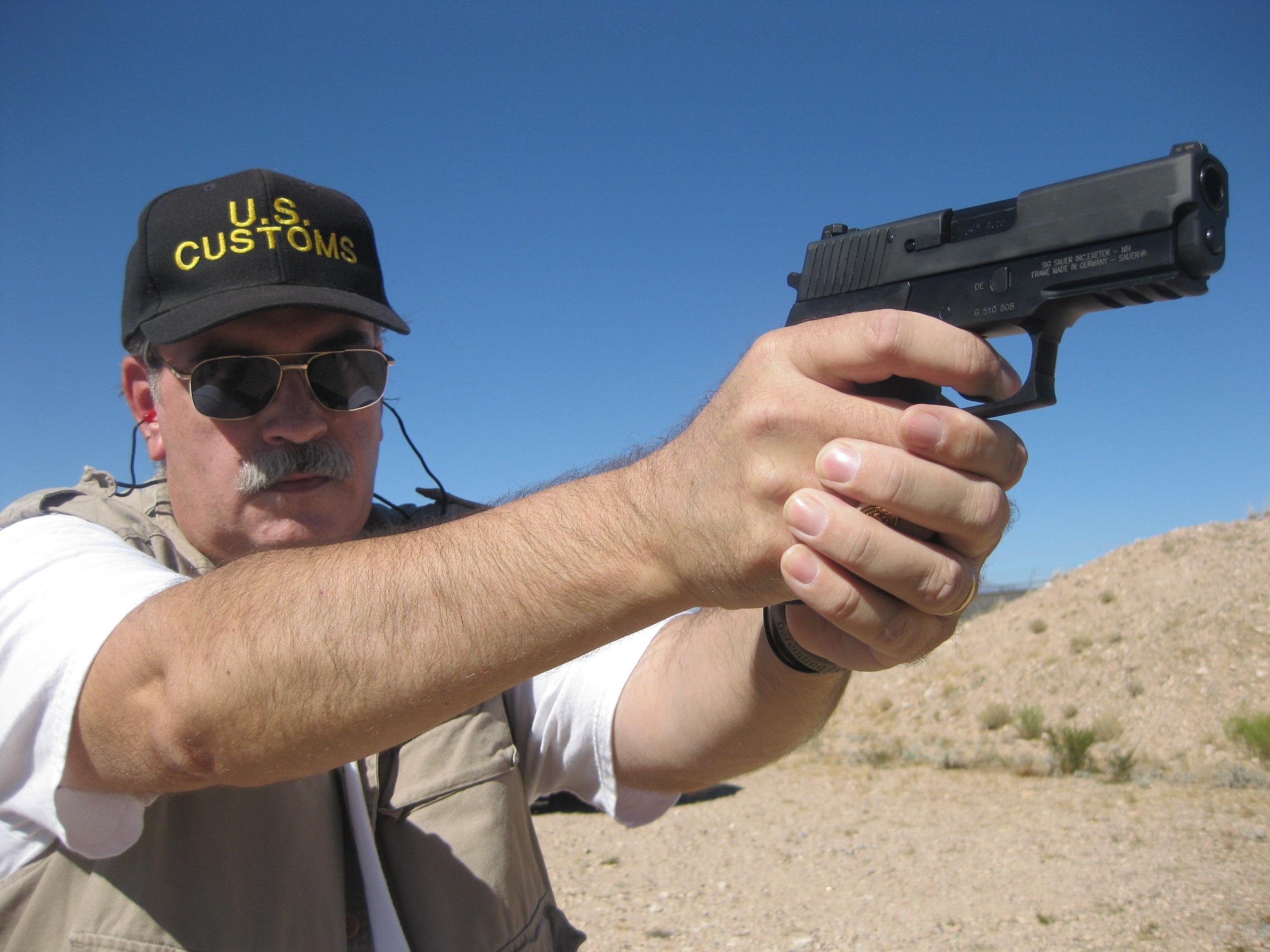 SIG P220 Carry Nick Jacobellis