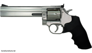 Dan Wesson 715 left side