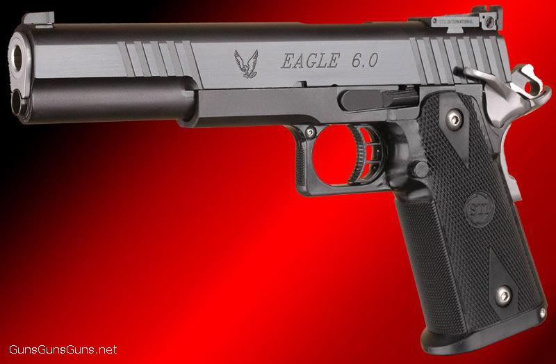 STI Eagle 6.0 Specs & Photo | GunGunsGuns.net