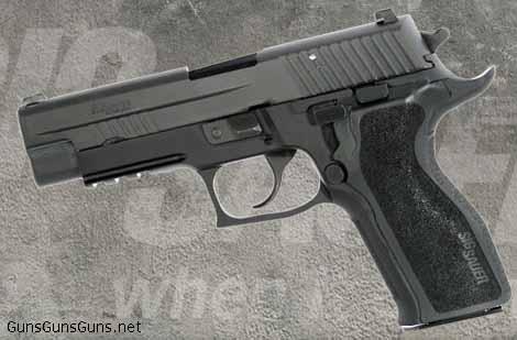 SIG Sauer P226 Enhanced Elite left side photo