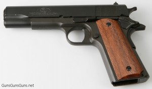 Taylors 1911 left side photo