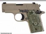 The P238 Scorpion.
