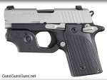 The P238 Tactical Laser.
