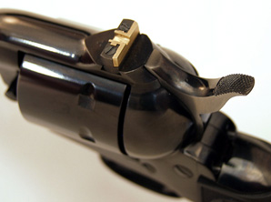 USFA Sparrowhawk rear sight photo