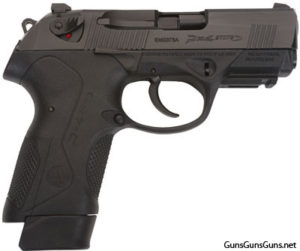 Beretta PX4 Storm Compact extended mag right side photo