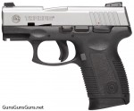 Handgun review photo: Left-side thumbnail of 638 Pro Compact.