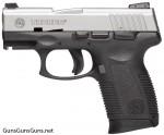 Handgun review photo: Left-side thumbnail of 638 Pro Compact.