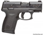 Handgun review photo: Right-side thumbnail of 638 Pro Compact.