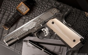 photo of Ed Brown Classic Custom Centennial Edition pistol