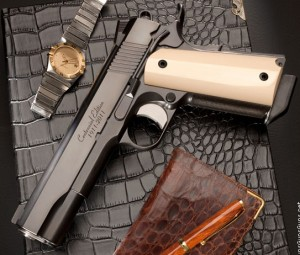 photo of Ed Brown centennial 1911 pistol
