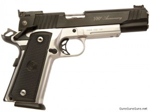 photo of Para 14-45 1911 Anniversary pistol