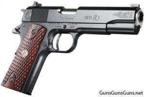 photo of Remington centennial 1911
