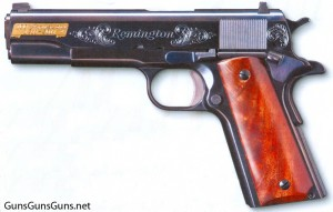 photo of Remington 1911 Centennial Limited Edition