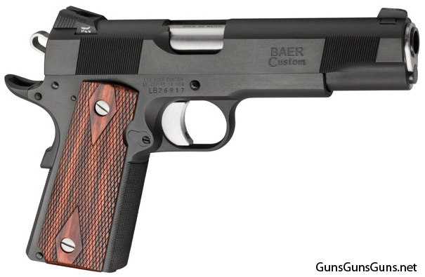 Les Baer 1911 Ultimate Tactical Carry