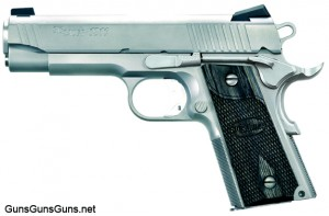 1911 Traditional Compact left side photo