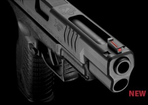 Springfield Armory XDM Competition right front photo
