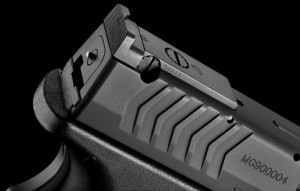 Springfield Armory XDM Competition right rear photo