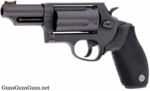 Taurus Judge 3inch barrel 2inch chamber black left side photo