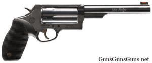 Taurus Judge 6inch barrel 3inch cylinder black right side photo