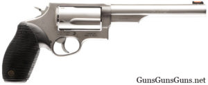 Taurus Judge 6inch barrel stainless right side photo