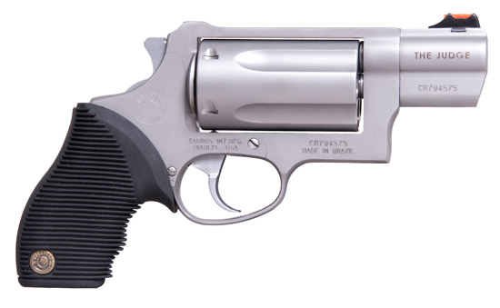 Taurus Judge Public Defender stainless frame and cylinder photo