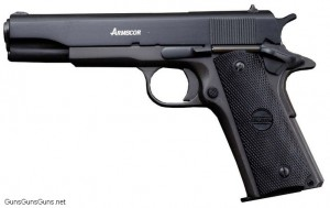 Armscor 1911 GI left side photo