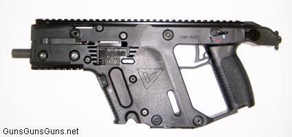 Gun review photo: Right-side thumbnail of KRISS Vector SDP.
