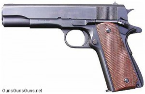 Norinco 1911 left side photo