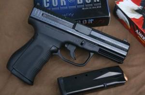 Handgun review photo: the FMK Firearms C91 Gen 2 right side