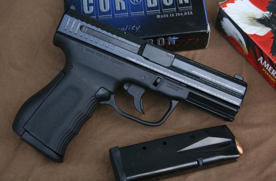 FMK Firearms C91 Gen2 right side photo