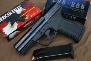 Handgun review photo: the FMK Firearms 9C1 Gen 2 pistol, right side