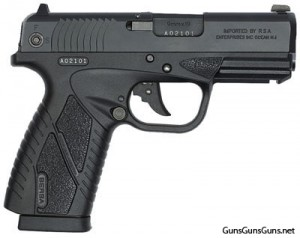 Bersa BP Concealed Carry right side photo
