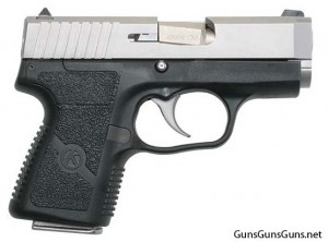 Kahr Arms CM40 right side photo