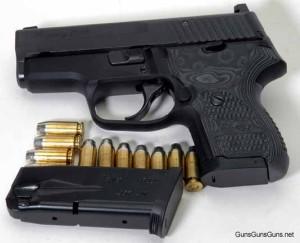 SIG Sauer P224 left side
