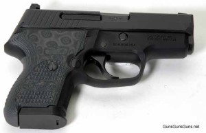 SIG Sauer P224 right side