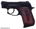 Handgun review photo: the Taurus PT-25 left side