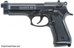 Chiappa Firearms M9-22 left side photo