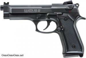 Chiappa Firearms M9-22 Tactical left side photo