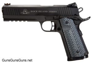 With the VZ Operator grips.