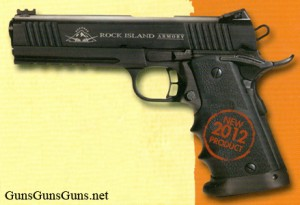 Rock Island Armory Tactical 2011 High Capacity Info