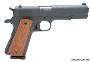 Shooters Arms Mfg Military right side photo