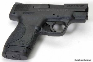 Smith Wesson Shield right side photo