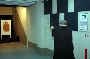 Smith Wesson Shield range photo
