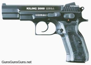 Sarsilmaz Kilinc 2000 MEGA left side photo